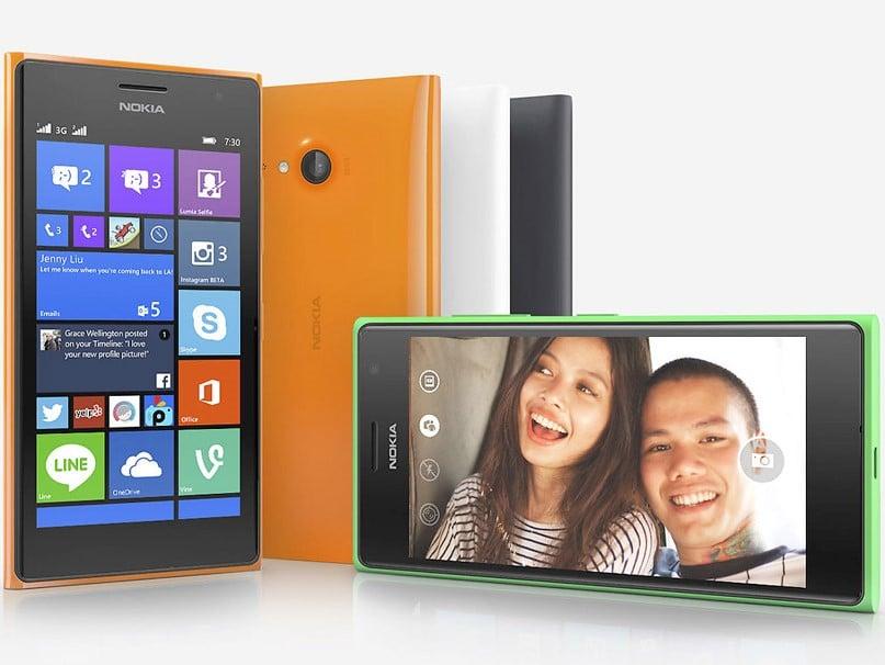 nokia lumia 730 735 displaywechsel smartcare24. Black Bedroom Furniture Sets. Home Design Ideas